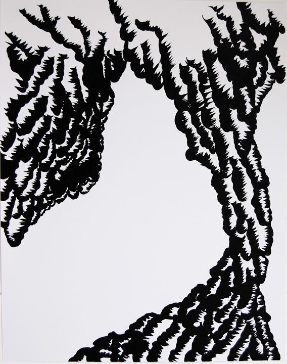 50 x 70 cm / 2011