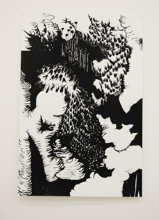 Humeurs 2013, 80 x 120 cm.