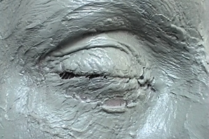 """Sans titre, 25"""", 2001"""