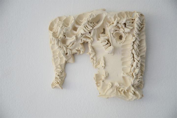 Sandstone, 12 x 12 x 4 cm, 2013